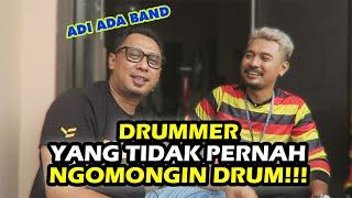 Download Aditya Pratama Mantan Drummer Tipe-X Yang Sekarang Di Ada Band | Arie Hardjo Drum