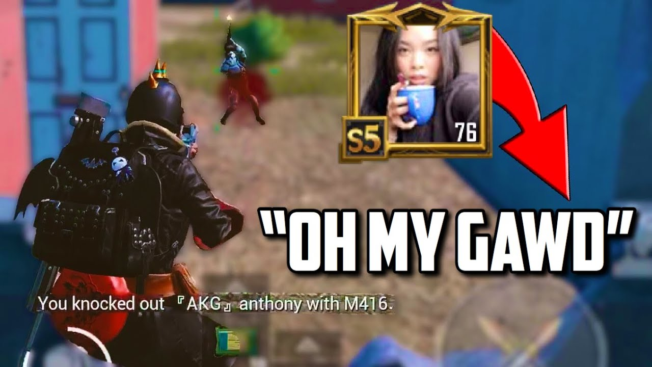 SIX FINGER player gets FUNNY REACTION from teammates! | PUBG Mobile