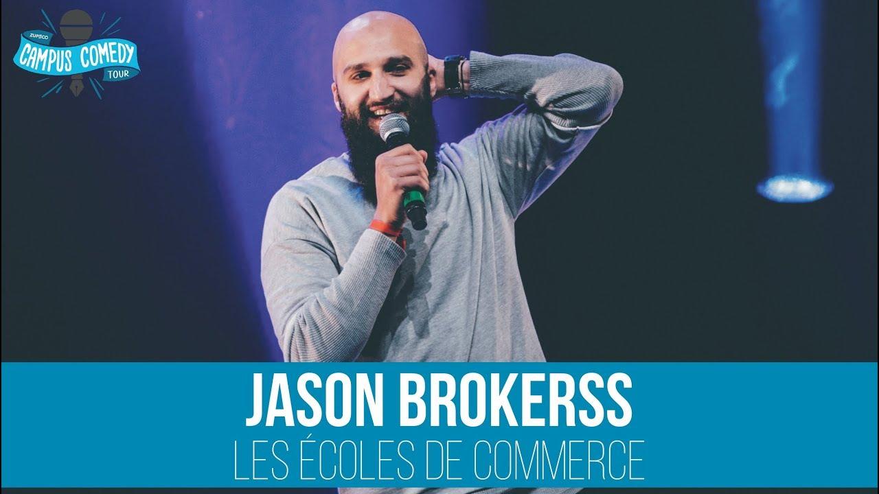 Jason Brokerss - Les Écoles de Commerce (Calendrier de l'Avent du LOL)