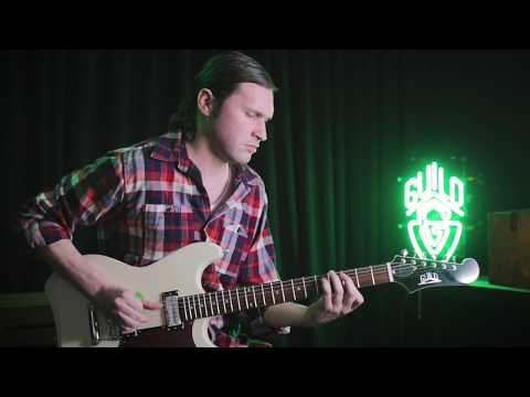 Guild Jetstar Electric Guitar Demo