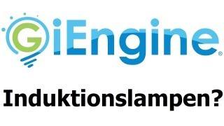 GiEngine® - Wie funktioniert eine Induktionslampe?