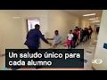 Un saludo único para cada alumno - Redes - Denise Maerker 10 en punto