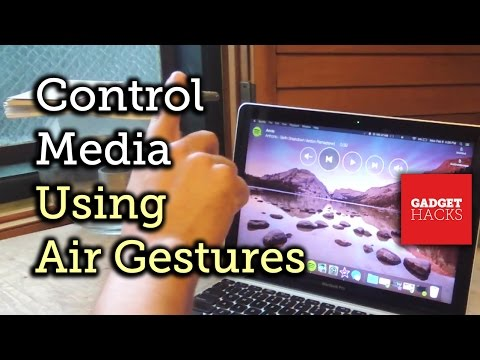 Control Music & Videos on Your Mac with Hand Gestures [How-To]