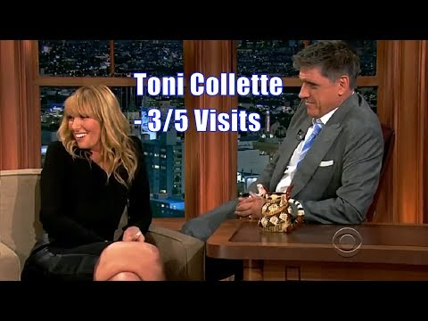 Toni Collette  The Location Of Tattoos  35 Visits In Chronological Order