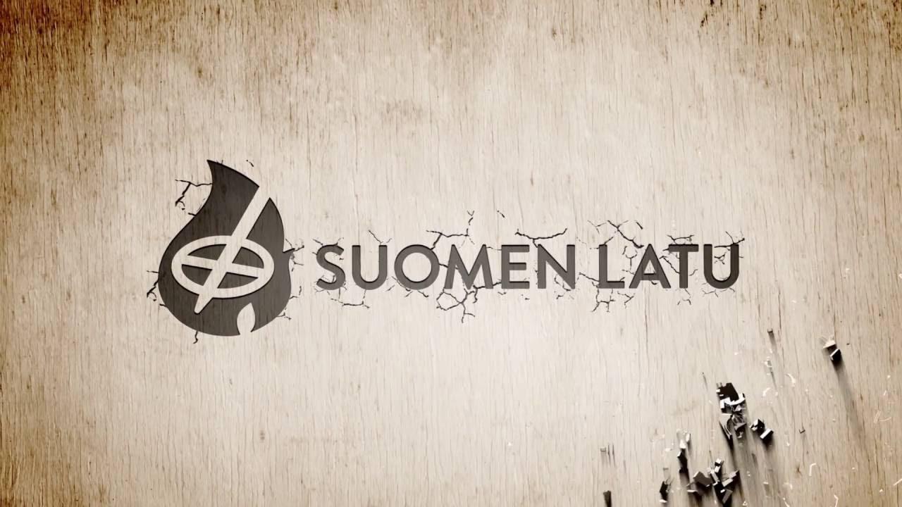 mit228 suomen latu tekee kes228ll228 youtube