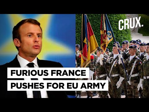 France Wants EU Army, Denmark Resists | How Real Are The Chances Of A NATO-Parallel EU Military?