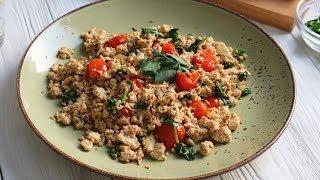 Как приготовить вкусный хумус и омлет с тофу с зеленым горошком? Рецепт «Пикник на Даче» Хумус