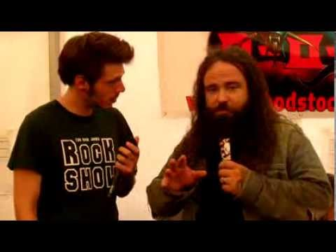 3 Inches Of Blood Interview - Bloodstock Festival 2013