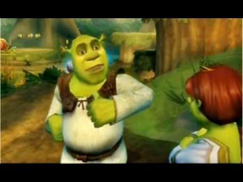 Shrek 2 - Parte 1 - Español