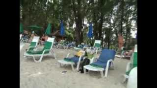 пляж отеля Amora Beach