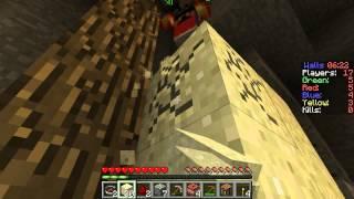 Minecraft: THE WALLS - Team Killer!