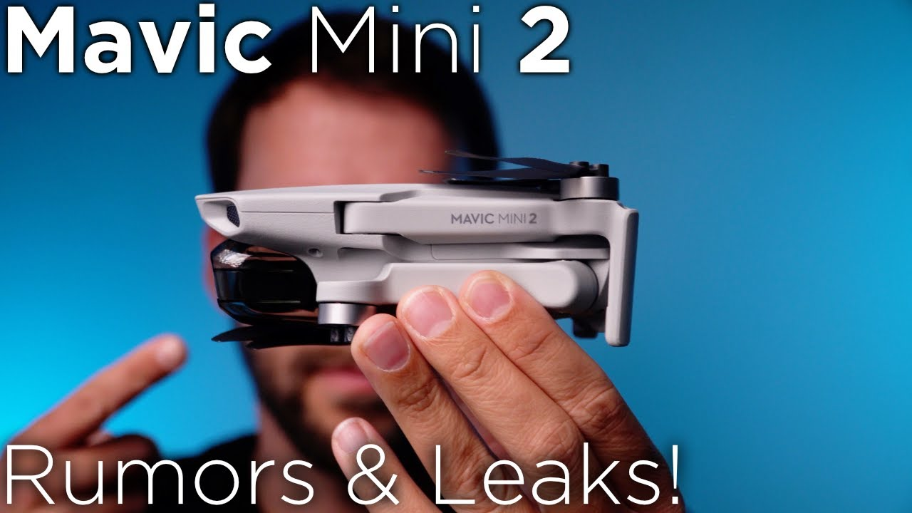Dji Mavic Mini 2 Rumors Leaks Youtube