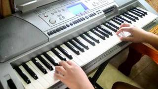 Angelli's Piano Cover of My Grown Up Christmas List by Charice