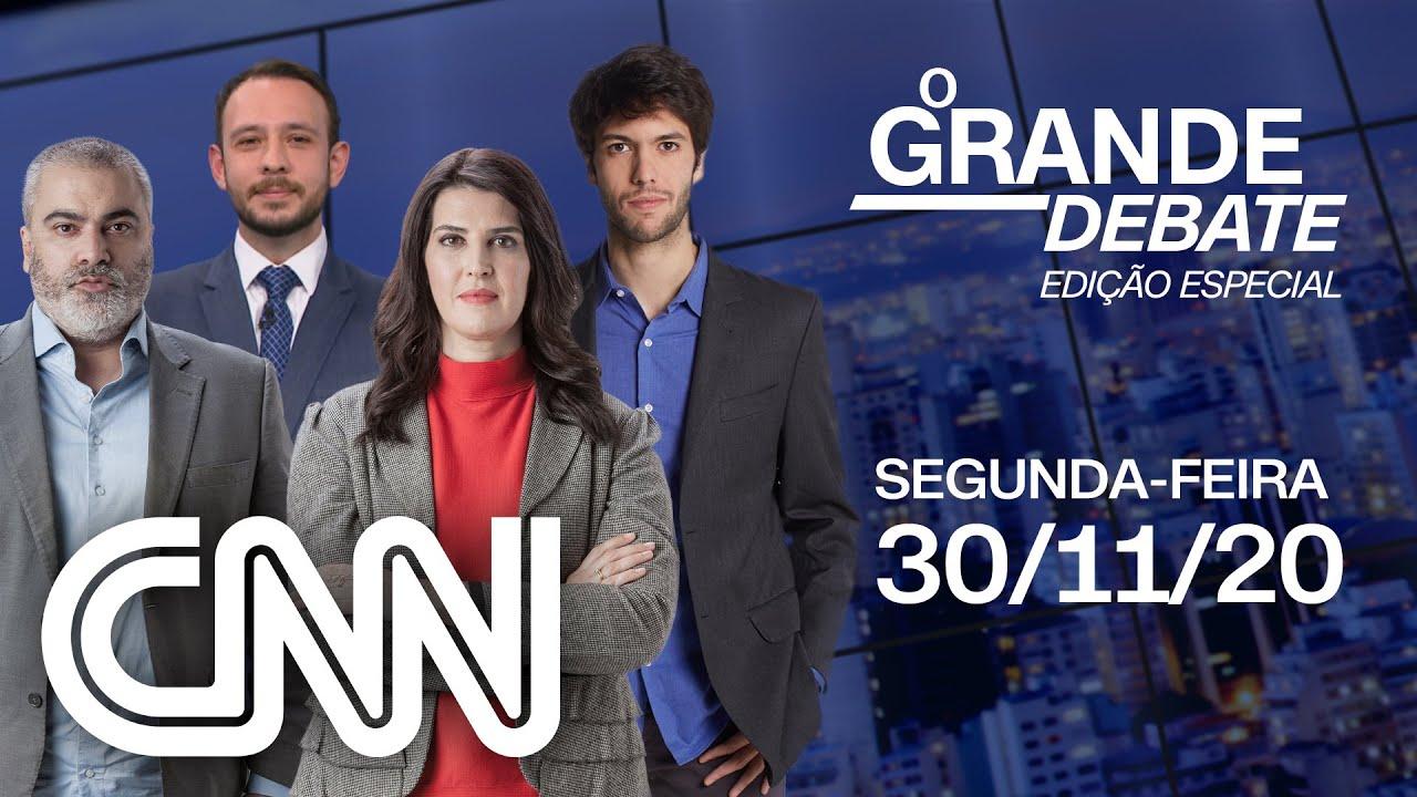 GRANDE DEBATE ESPECIAL - 30/11/2020