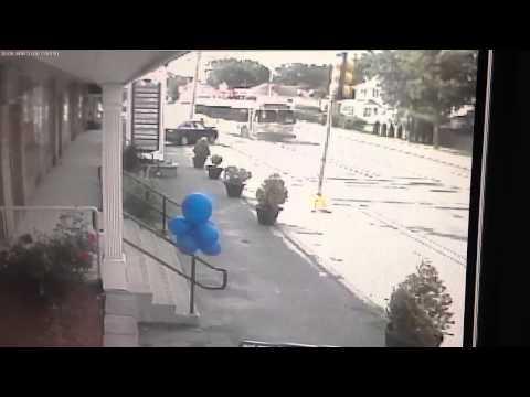 MBTA Transit Police: Randolph bus crash
