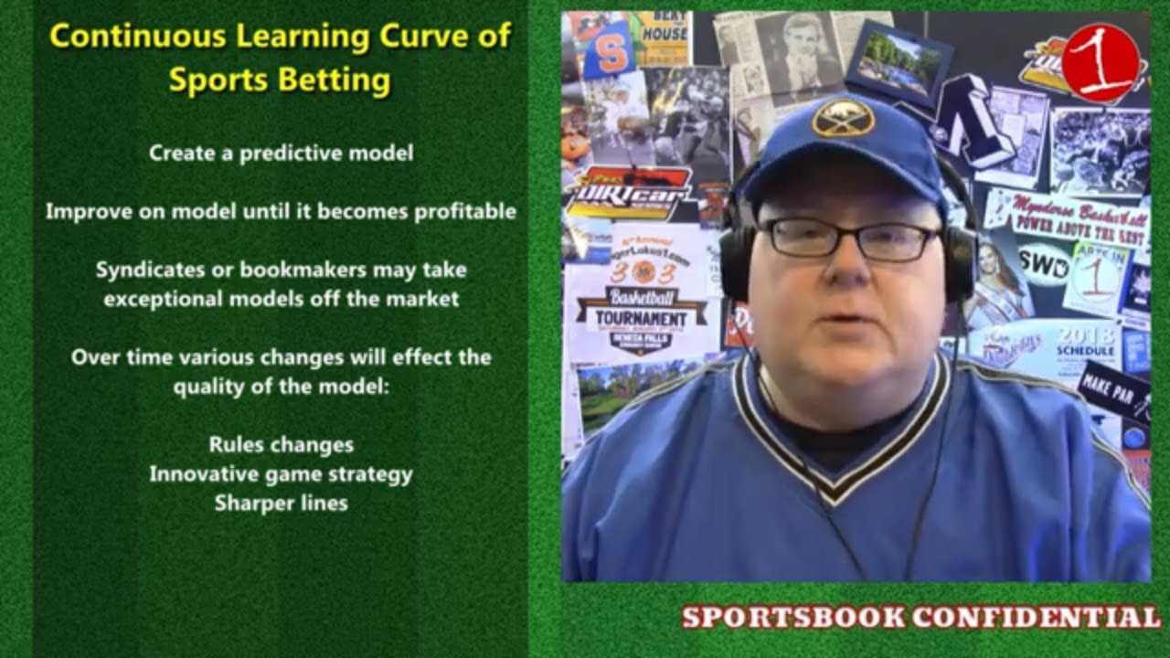 Continuous learning curve of sports betting .::. John Sullivan's Sportsbook Confidential 3/8/19