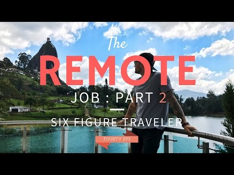 The Best Remote Job In The World Part 2