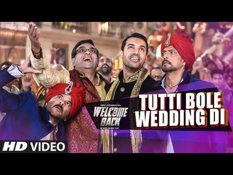 Tutti Bole Wedding Di | Song Released | Meet Bros & Shipra Goyal | Welcome Back