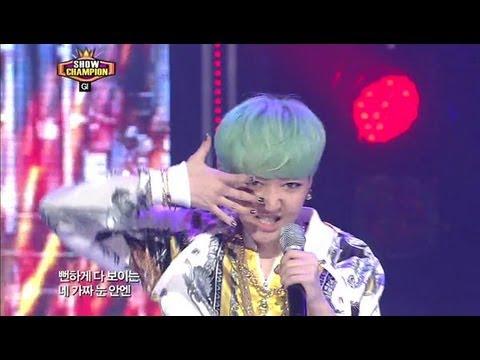 GI - BEATLES, 지아이 - 비틀즈, Show champion 20130417