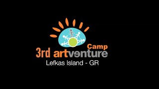 3rd Artventure Camp summer 2016 Lefkas Island - GR