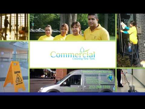 Commercial Cleaning & building maintenance in New York City