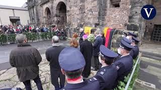Tréveris homenajea a las víctimas del atropello mortal