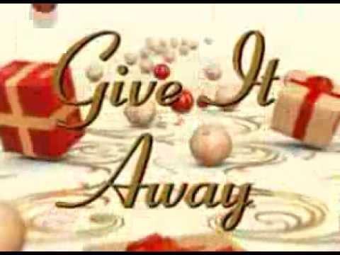 Give This Christmas Away - YouTube