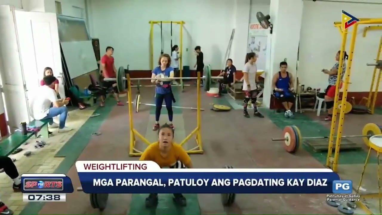 Download Diaz, magpapaabot ng tulong sa PH Weightlifting