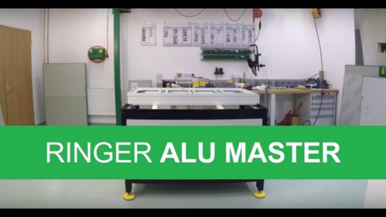 alkus - Einbau der Schalungsplatte in das Rahmensystem ALU MASTER ...