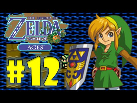 Zelda: Oracle of Ages (Linked Game) Part 12| Swimming controls