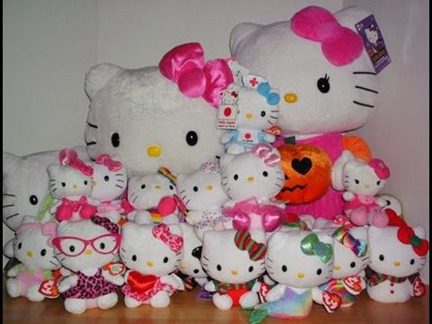 Hello Kitty Plush Collection Ty Beanie Babies Target