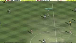 FIFA 8 PC Gameplay AC Milan vs Inter
