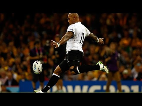 Flying FIji - rugby brilliance