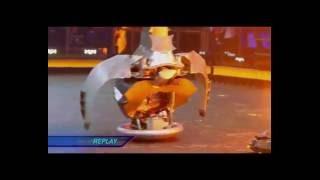 Battlebots 2016 Warhead vs Complete Control