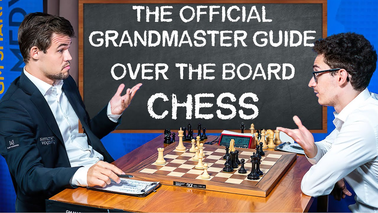 All About Over-the-Board Chess   A Grandmaster's Guide