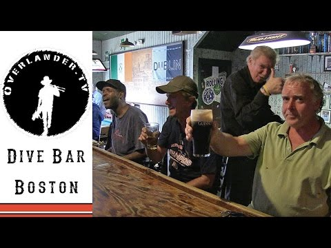 America's Best Dive Bar, South Boston