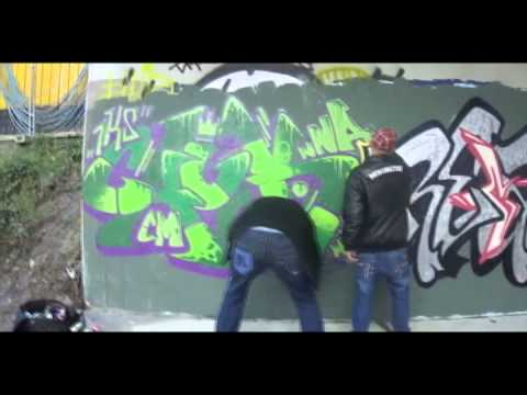 Graffiti Amsterdam 2012 schellingwoude