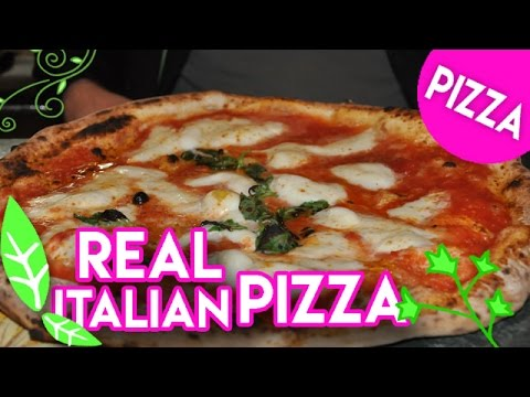 Real Italian PIZZA dough recipe (from Pizzeria)