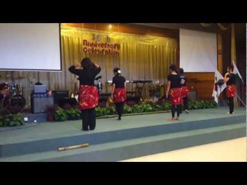Sayang Kinabalu - Dance Cover