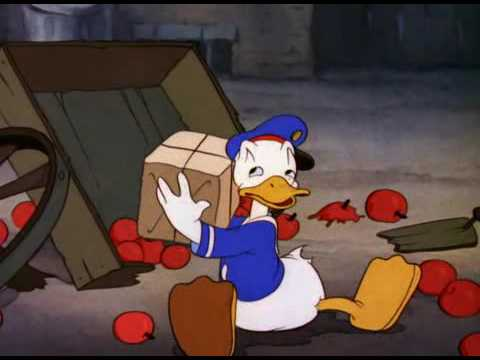 donald duck lucky day