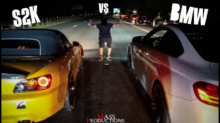 Supercharged S2000 Vs BMW M5