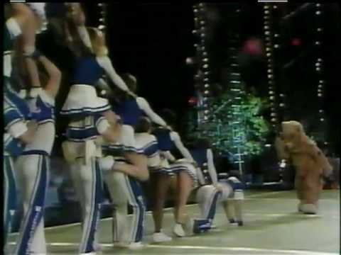 University of Kentucky 1980 National Cheerleading Championship