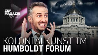 Das Humboldt Forum – Raubkunst in Berlin?