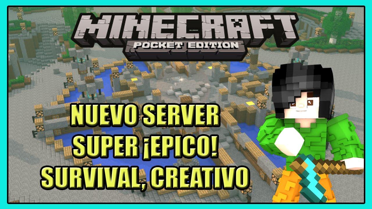 Minecraft pe super jump server