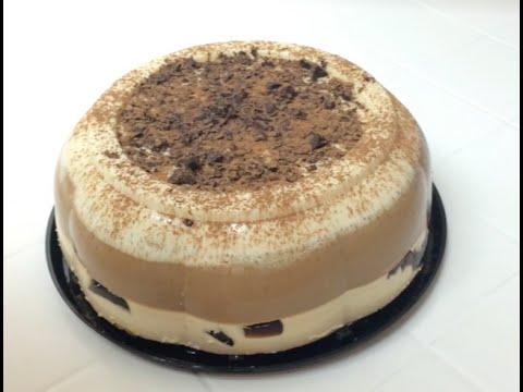 Gelatina de cafe con leche y galletas maria youtube - Gelatina leche condensada ...