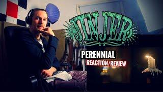 JINJER - Perennial | METAL MUSICIAN REACTION/REVIEW