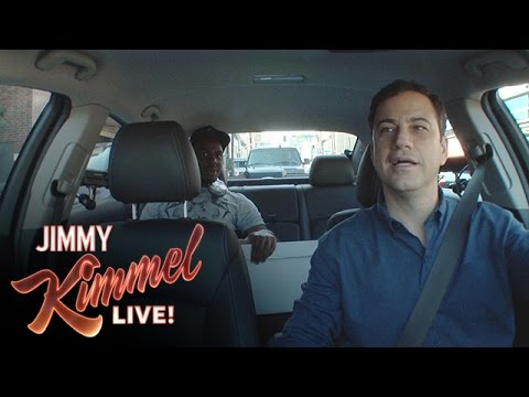 Thumbnail: Jimmy Kimmel the Uber Driver