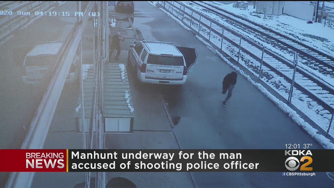 Allegheny Co. Police Call For McKeesport Shooting Suspect To Surrender