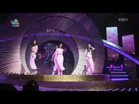 Girls' Day - Something (Korea) - ABU TV Song Festival 2014