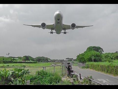 Taipei Songshan Airport Spotting 2017